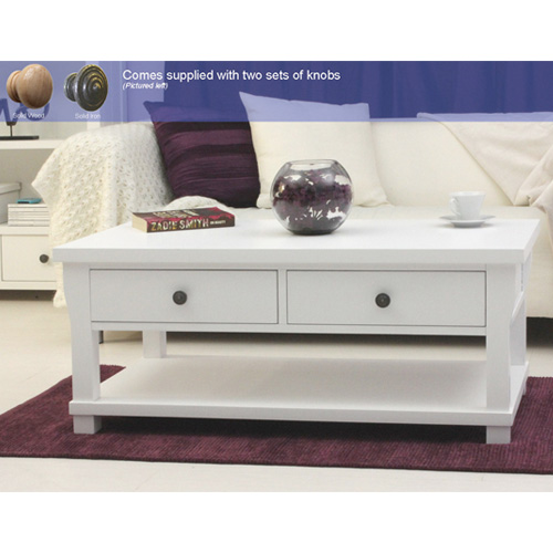 Montana Oak Coffee Table With 4 Drawers Buy Coffee Tables Online Discount Coffee Tables Uk