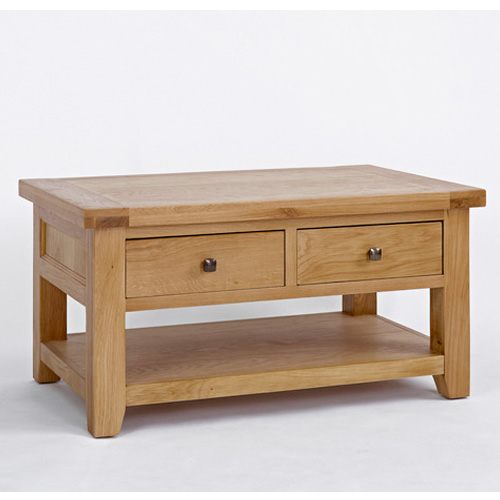 Classic Oklahoma Coffee Table With Deep Dovetail Drawers Buy Coffee Tables Online Discount